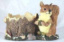 Squirrel Planter, Holds a 5 inch Pot, a Great Gift for House Plants and Garden