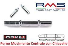 2010 - ASSE/PERNO MOVIMENTO CENTRALE con Chiavelle per bici 26-28 Fixed Scatto F