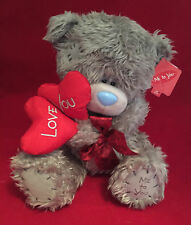 "ME TO YOU BEAR TATTY TEDDY 12"" LOVE YOU RED HEART LOLLIPOPS BEAR GIFT"
