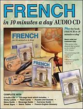 FRENCH in 10 minutes a day� AUDIO CD