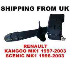 COLUMN STALK SWITCH INDICATOR LIGHT REAR FOGLIGHTS RENAULT KANGOO MK1 MEGANE MK1