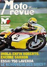 MOTO REVUE 2312 LAVERDA SF 750 BPS 125 ASPES FATH YAMAHA 50 Bop 1977