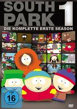 3 DVDs * SOUTH PARK - DIE KOMPLETTE 1. STAFFEL # NEU OVP +