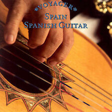 Voyager: Spain - Spanish Guitar 2007 by Voyager Series ExLibrary