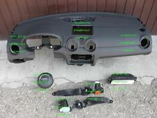Audi A1 8X konsola deska dashboard + 2x air bag armaturenbrett airbag dash board