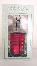 Noble Excellence Home porch hanging outdoor candle lantern