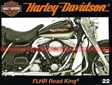 HARLEY DAVIDSON FLHR 1340 Road King Description Harley et les Stars BUELL MOTO