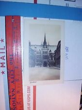 guildhall Square LONDON ENGLAND Wildt Kray 1734T Willesden Fine art Printing co