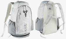 Nike Kobe Mamba XI Basketball Backpack Summit White Snake skin BA5132 121