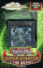 Yu-gi-oh 2013  SUPER STARTER V FOR VICTORY DECK 1st ed new