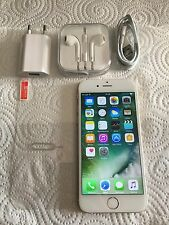 IPHONE 6 GOLD ORO 64GB LIBRE + ACCESORIOS EN PERFECTO ESTADO