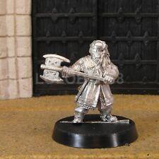 GIMLI FELLOWSHIP - Lord Of The Rings Metal Figure(s)