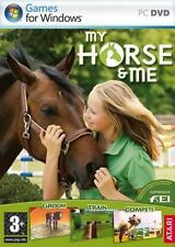 My Horse and Me for PC (FEI Licenced)(Fully complete with original paper manual)