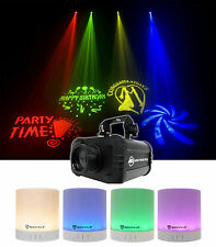 American DJ ADJ GOBO PROJECTOR IR LED Light w/ 4 Colors+4 Patterns+Free Speaker!