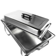 Stainless Catering FOLDING Chafing set Chafer Serving Warmer $aving after rebate