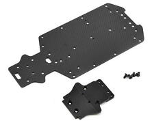 EXO1239 Exotek Racing Mini 8IGHT Carbon Bottom Plate Set