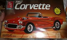 AMT 1962 CHEVY CORVETTE STREET 3N1 1/25 MODEL CAR MOUNTAIN KIT FS