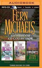 Sisterhood: Fern Michaels Sisterhood CD Collection 2 : The Jury, Sweet...