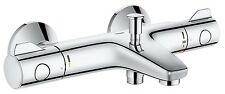 GROHE Grohtherm 800 Thermostatic Bath Shower Mixer Bar Deck / Wall Mounted 34569