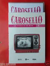 dvds carosello la storia di un mito 5 anno 1965 1966 sketch carousel karussell f