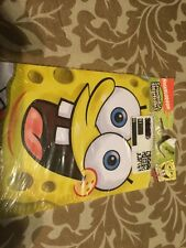 SPONGEBOB INVITATION & THANK YOU NOTES BIRTHDAY PARTY CARDS 8 Ea. Free Shipping