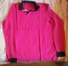 POLO VICOMTE A MANCHES LONGUES TAILLE XL