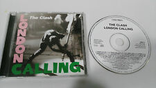 THE CLASH LONDON CALLING CD COLUMBIA 1999 UK EDITION 19 TRACKS