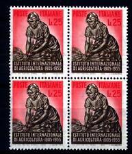 ITALIA REP. - 1955 - Cinquantenario dell'Istituto Internazionale di Agricoltura