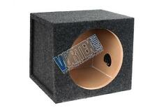 "NEW Atrend 12"" Hatchback Subwoofer Box Enclosure 1"" MDF Carpet Finish E12S"