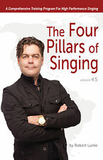 THE FOUR PILLARS OF SINGING - Hard Copy Book