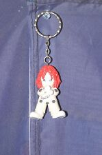 "X Japan Hide Figure Keyholder BANPRESTO JAPAN 2.2"" Microphone  #3"