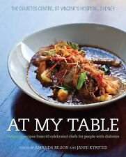 At My Table: Delicious Recipes from 60 Celebrated Chefs for People with Diabetes