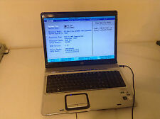 "Hp Pavilion dv9000 17"" Laptop AMD Sempron 1.8GHz., 1GB, No Hard Drive"