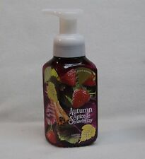 1 Bath & Body Works AUTUMN SPICED STRAWBERRY Gentle Foaming Hand Soap