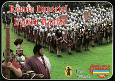 Strelets - Roman Imperial legion Ranks - 1:72