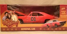 Johnny Lightning 1969 Dodge Charger General Lee The Dukes Of Hazzard 1/25 NIB