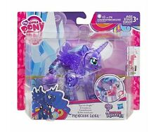 My Little Pony Equestria SPARKLE BRILLANTE Explore Princess luna MLP Raro Regalo di Natale