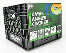 YakGear Kayak Angler Kit in Crate - Basic