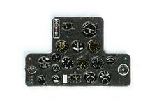 P-36 A HAWK COLORED, PE, 3D INSTRUMENT PANEL TO AML/SPECIAL HOBBY#7266 1/72 YAHU