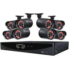 Night Owl F6-161-8624N 8 Camera 16 Channel DVR Video Security System