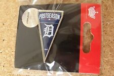 2014 Detroit Tigers Postseason pennant lapel pin AL MLB post season