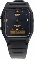 Casio AW-48HE-1AV Watch Black Digital Analog 50M Water Resistant Classic New