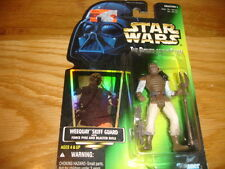 STAR WARS  THE POWER OF THE FORCE  WEEQUAY SKIFF GUARD  MIP