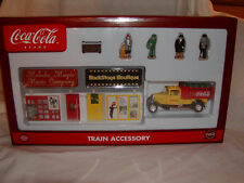 K-Line Coca Cola Music Co Store Die Cast Truck K-410106 Coke Backstage Boutique
