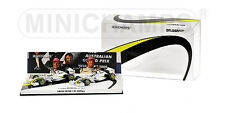 Brawn GP 1-2 Finish GP Australia 2009 402092223 1/43 Minichamps