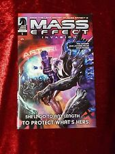 """Mass Effect 3 Collector's Edition Comic Book """"Invasion"""""""