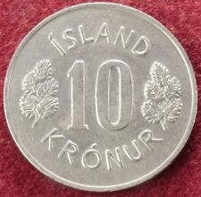 Iceland 10 Kronur 1978 (C1610)