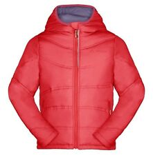 VAUDE Kids Arctic Fox Jacket flame - warme Mädchen Ski- Winterjacke - Gr.98