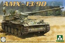 Takom 1/35 2037 French Light Tank AMX-13/90