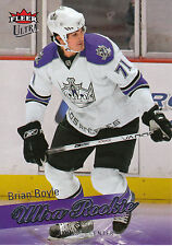 08-09 FLEER ULTRA ROOKIE RC #209 BRIAN BOYLE KINGS *3683